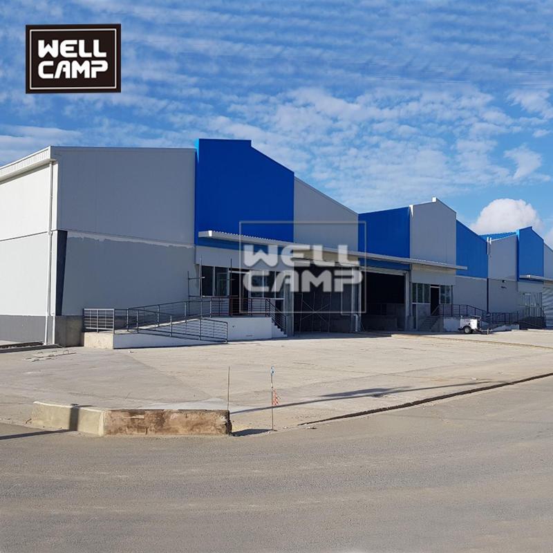 2019哥伦比亚钢结构厂房