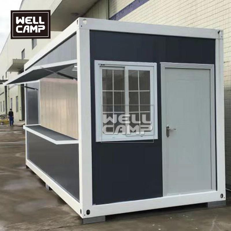 Wellcamp经济型打包箱零售商店,F-6