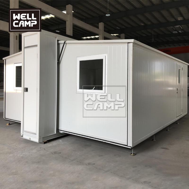 wellcamp可扩展住人集装箱 E-1