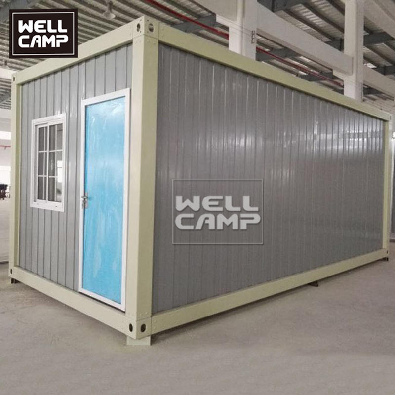 wellcamp散装式波纹集装箱