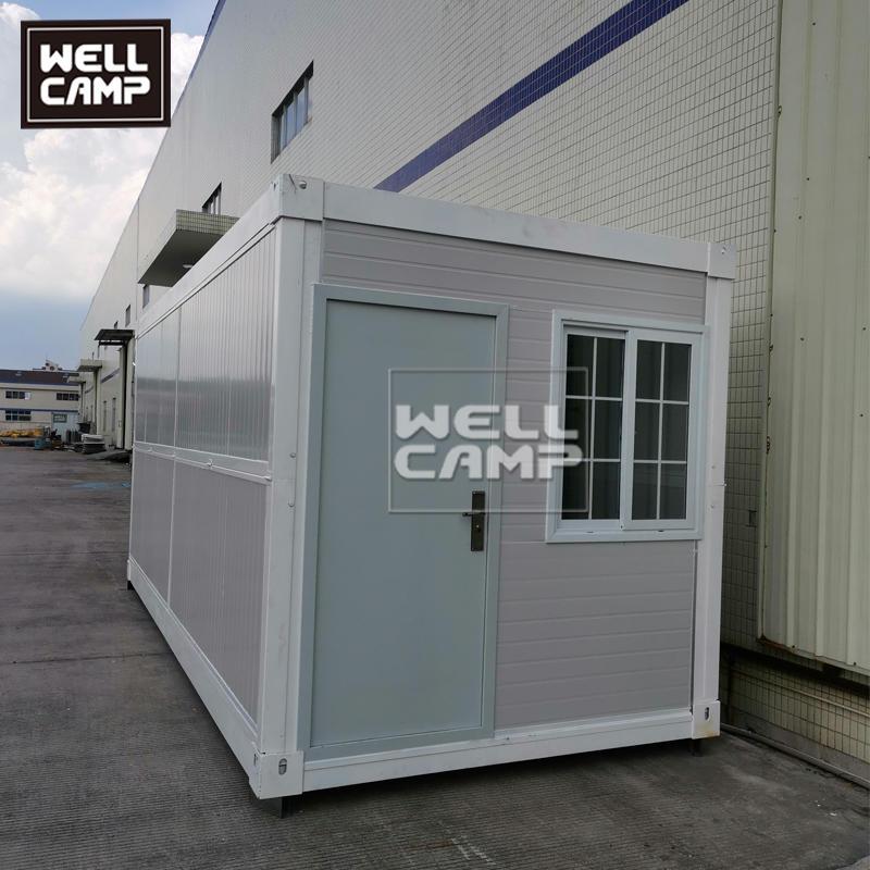 2020年最新款两分钟可建成折叠式集装箱房,C-5